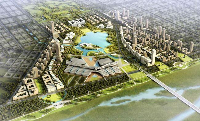 正定新区将建博物馆、图书馆和美术馆等