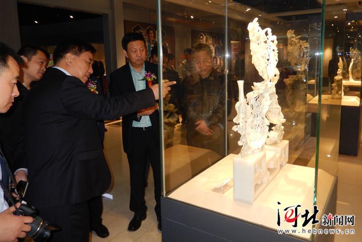曲阳万博manbext体育旅游产品推介展在北京开展