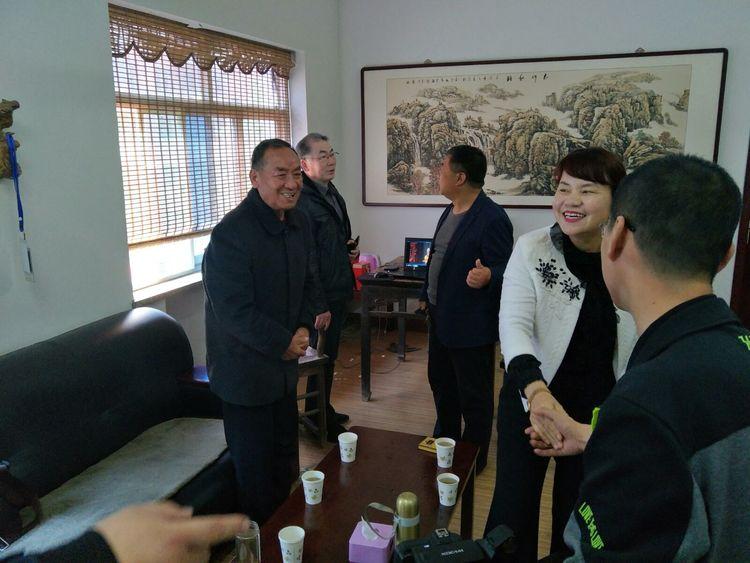 省市非遗中心来邯郸永年区调研非遗保护工作